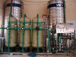 -máy lọc nước, vật liệu lọc nước bắc ninh